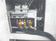 5.発電ケーブル接続完了